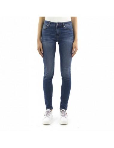 Love Moschino Jeans Cuore Bianco...