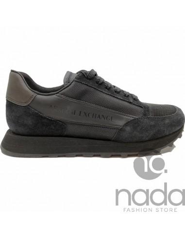 A|X Sneaker Nero su Nero