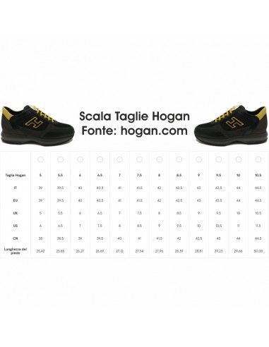 Hogan Scarpe Interactive Nero
